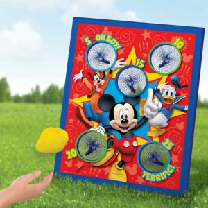 Mickey Mouse Bean Bag Toss Game