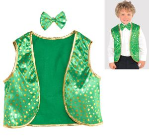 Boys Shamrock Suit