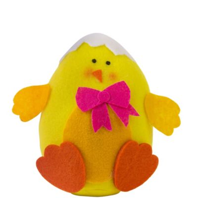 Felt Easter Chick Plush