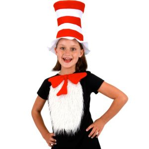 Child Cat in the Hat Tux Kit