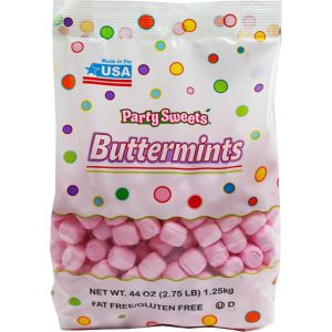 Pink Buttermints 380pc