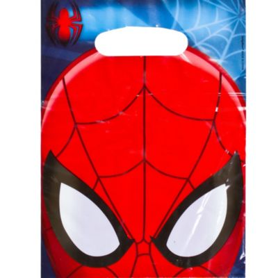 Spider-Man Favor Bags 8ct