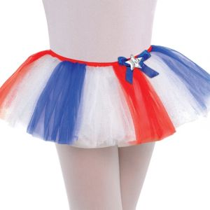 Child Patriotic Tutu