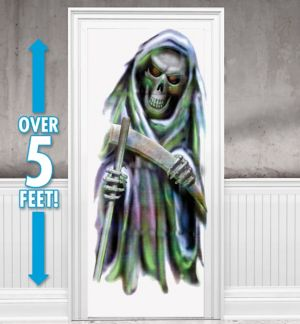 Grim Reaper Door Decoration