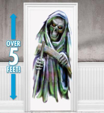 Grim Reaper Door Decoration