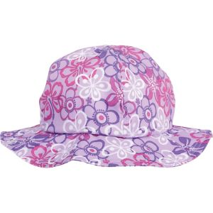 Child Pink Poppy Bucket Hat