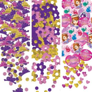 Sofia the First Confetti 1.2oz