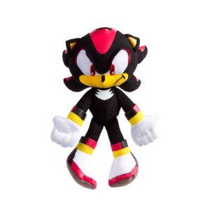 Clip-On Shadow the Hedgehog Plush
