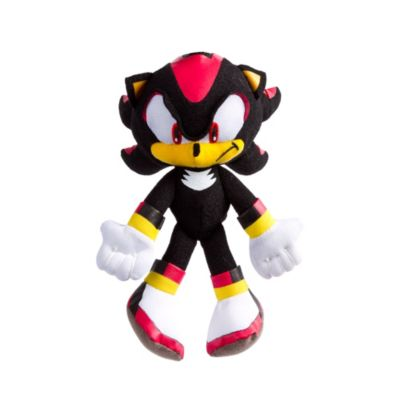 Clip-On Shadow the Hedgehog Plush