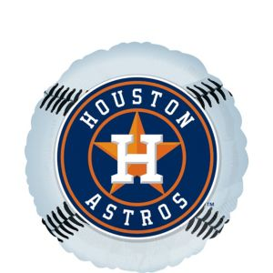 Houston Astros Balloon - Baseball