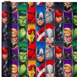 Avengers Gift Wrap