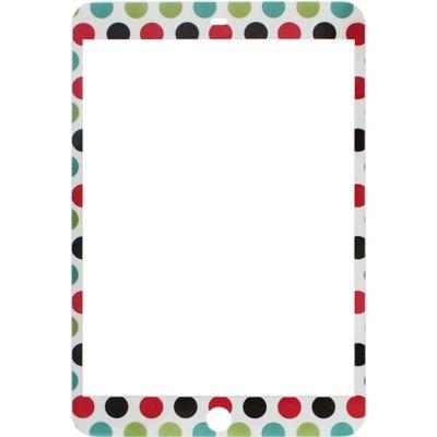 Polka Dot Screen Protector for iPad Mini