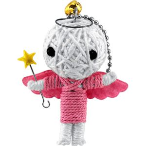 Starr Voodoo Doll Key Chain