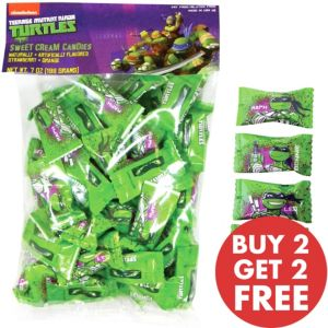 Teenage Mutant Ninja Turtles Cream Candies