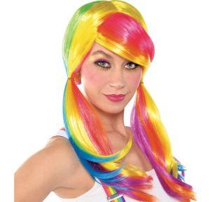Rainbow Dash Wig - My Little Pony