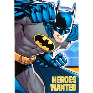Batman Invitations 8ct
