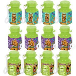 Scooby-Doo Mini Bubbles 12ct