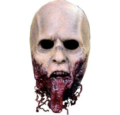 Jawless Zombie Mask - The Walking Dead