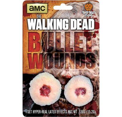 Walking Dead Bullet Wounds