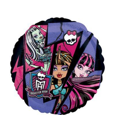 Monster High Balloon - Ghouls