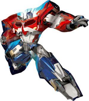 Transformers Balloon - Optimus Prime