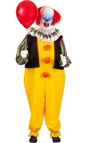 Life Size Animated Pennywise the Clown