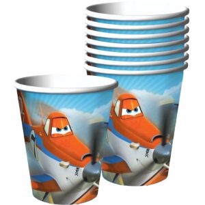 Planes Cups 8ct