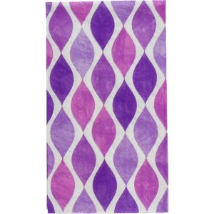 Amethyst Twist Guest Towels 16ct