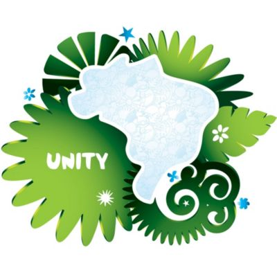 FIFA World Cup Unity Wall Decal