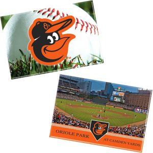 Baltimore Orioles Magnets 2ct