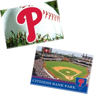 Philadelphia Phillies Magnets 2ct