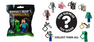 Minecraft Keychain Mystery Pack