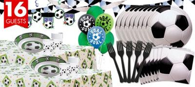 Soccer Super Party Kit