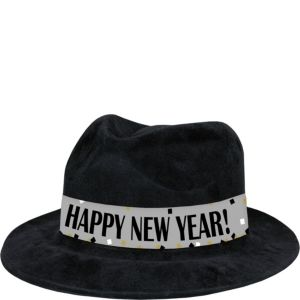 New Year's Fedora