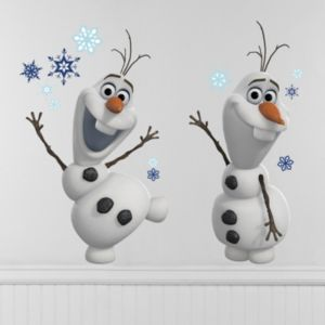 Olaf Wall Decals - Frozen