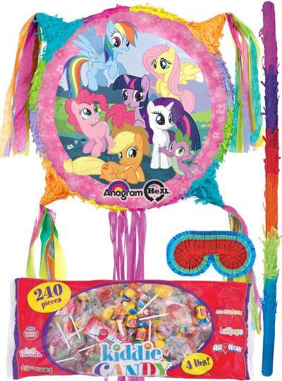 Add-a-Balloon My Little Pony Pinata Kit