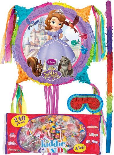 Add-a-Balloon Sofia the First Pinata Kit