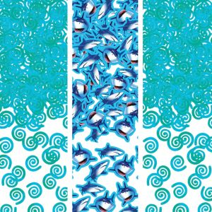 Shark Confetti