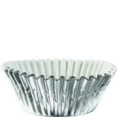 Silver Baking Cups 24ct