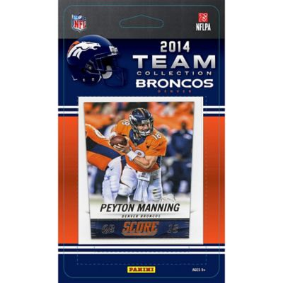 Denver Broncos Team Cards