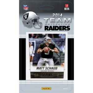 2014 Oakland Raiders Team Cards 13ct