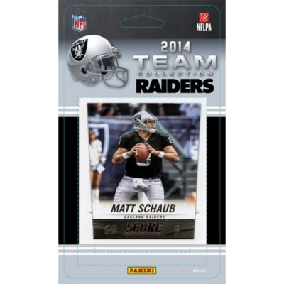 Oakland Raiders Team Cards