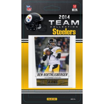 Pittsburgh Steelers Team Cards