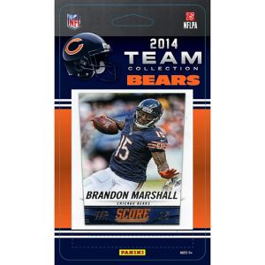 2014 Chicago Bears Team Cards 13ct