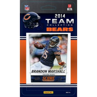 Chicago Bears Team Cards