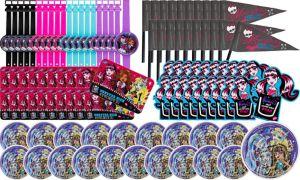 Monster High Favor Pack 100pc