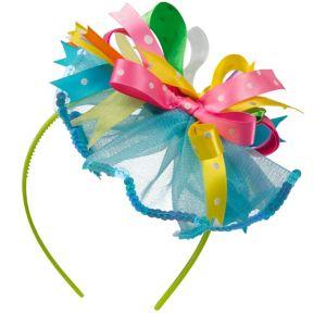 Easter Bow Fascinator Headband
