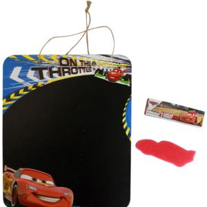 Cars Chalkboard Sign Set 3pc