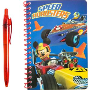 Mickey Mouse Notebook with Pen