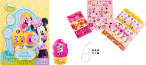 Minnie Mouse Easter Egg Decorating Kit